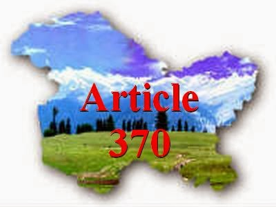 Image result for article 370 and terrorism